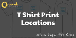 Read more about the article T Shirt Print Locations