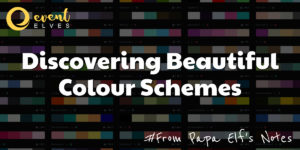 Discovering Beautiful Colour Schemes