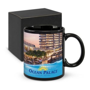105645 – Black Hawk Coffee Mug