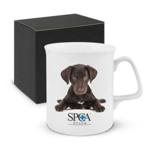 106507 – Chroma Bone China Coffee Mug
