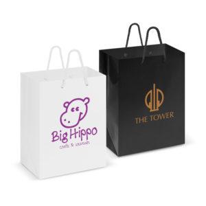 108512 – Laminated Carry Bag – Medium