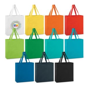 109135 – Carnaby Cotton Tote Bag – Colours