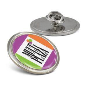 110909 – Altura Lapel Pin – Round Large