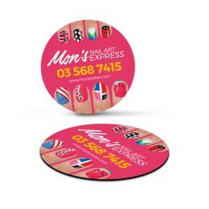 112302 – Fridge Magnet 70mm – Circle