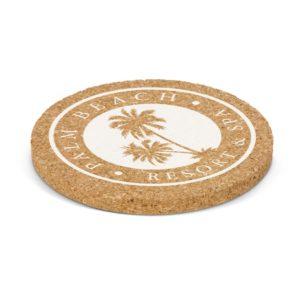 112967 – Oakridge Cork Coaster – Round