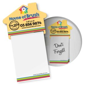 113367 – Magnetic House Memo Pad