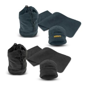 113844 – Seattle Scarf and Beanie Set