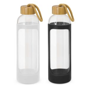 113950 – Eden Glass Bottle – Silicone Sleeve