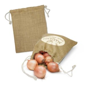 115070 – Jute Produce Bag – Medium