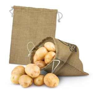 115071 – Jute Produce Bag – Large