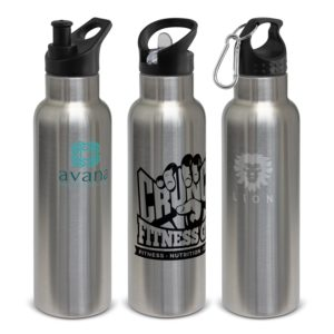 115849 – Nomad Vacuum Bottle – Stainless