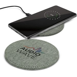 116331 – Hadron Wireless Charger- Fabric
