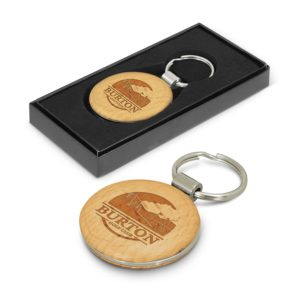 116583 – Echo Key Ring – Round