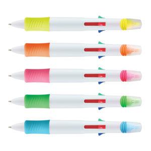 116649 – Tetra Highlighter Pen