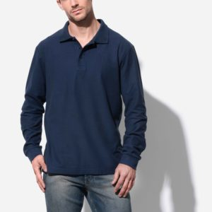 ST3400 – Men's Polo Long Sleeve
