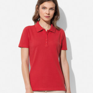 ST9150 – Women's Premium Cotton Polo