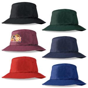 4005A – Poly Viscose Bucket Hat