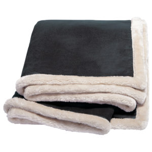 K25 – Kanata Faux Leather Throw