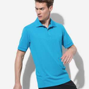 ST8050 – Men's Active Piqué Polo