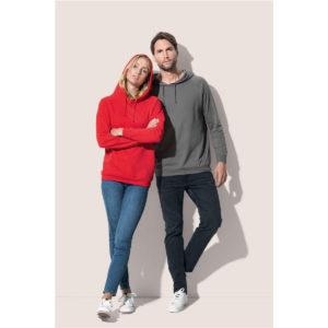 ST4200 – Unisex Hooded Sweatshirt