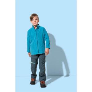 ST5170 – Kids Active Fleece Jacket