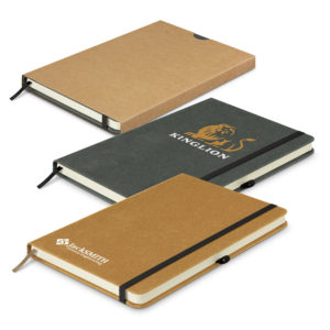 200234 – Phoenix Recycled Hard Cover Notebook