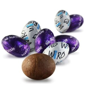 ee0320 – Mini Solid Easter Eggs – Custom Printed Foil