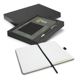 116694 – Princeton Notebook and Pen Gift Set