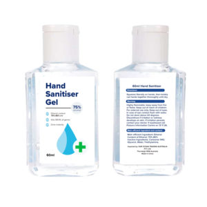 PCA06 – 60ml Hand Sanitiser Gel