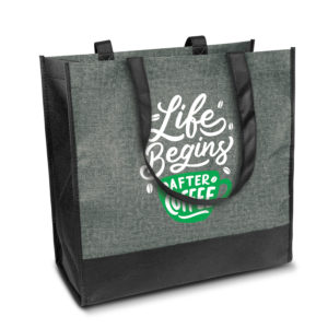 116975 – Civic Shopper Heather Tote Bag