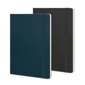 117223 – Moleskine® Classic Soft Cover Notebook – Large