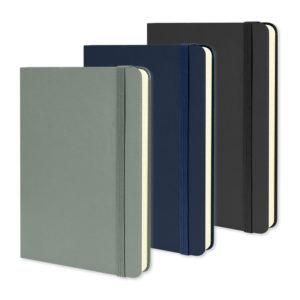 117222 – Moleskine® Classic Hard Cover Notebook – Medium
