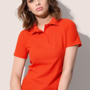 ST3100 – Women's Heavyweight Polo