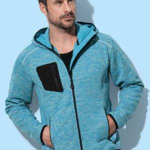 ST5860 – Men's Recycled Fleece Jacket
