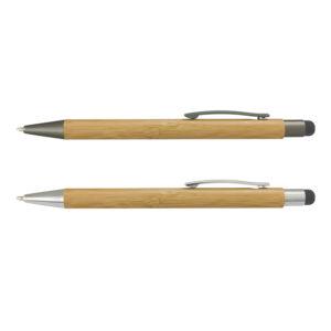 200275 – Lancer Bamboo Stylus Pen