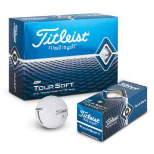 118395 – Titleist Tour Soft