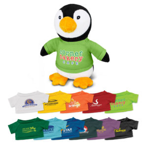 117869 – Penguin Plush Toy