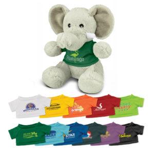 117867 – Elephant Plush Toy