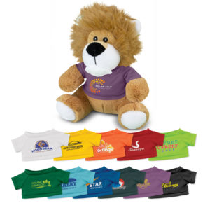 117866 – Lion Plush Toy