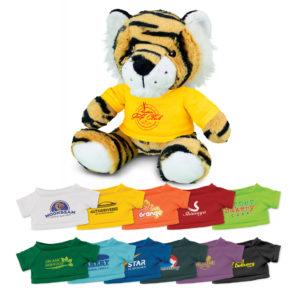 117865 – Tiger Plush Toy