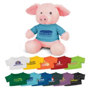 117861 – Pig Plush Toy