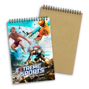118179 – Scribe Full Colour Note Pad – Medium