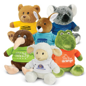 118876 – Assorted Plush Toys