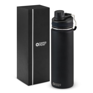 118113 – Swiss Peak Vacuum Bottle