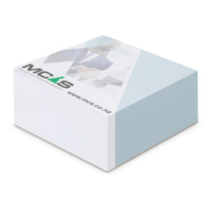 118504 – Memo Cube Note Pad – 400 Leaves