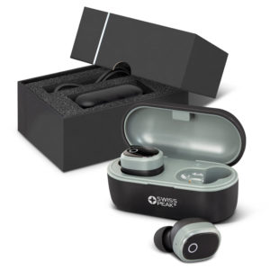 118865 – Swiss Peak TWS Earbuds