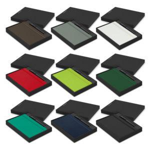 119355 – Moleskine Notebook and Pen Gift Set