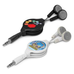 106936 – Retractable Earbuds